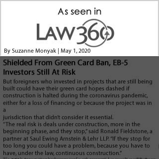 Law_360 news cover image May 01, 2020.