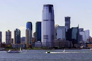 EB-5 Regional Center in New Jersey. Photo of New Jersey City.